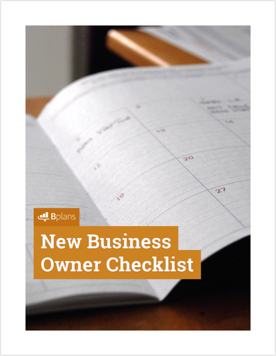 Download your free new business owner checklist today.