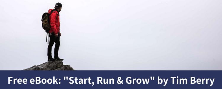 business startup ebook