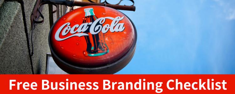 free brand checklist